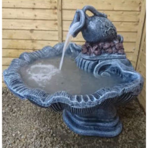Ivy Jug Fountain