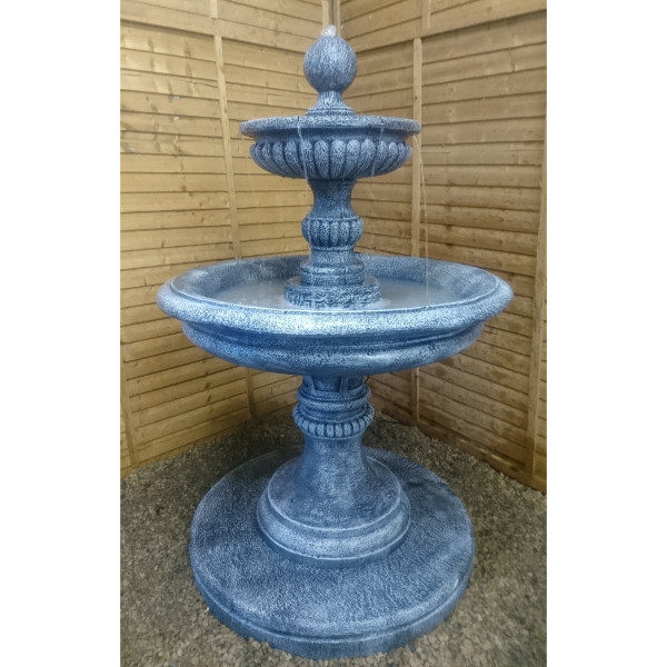 Two Tier Self Contained Fountain